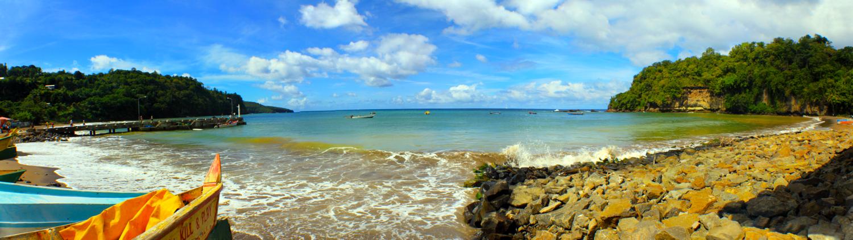 Bild von Anse La Raye St. Lucia