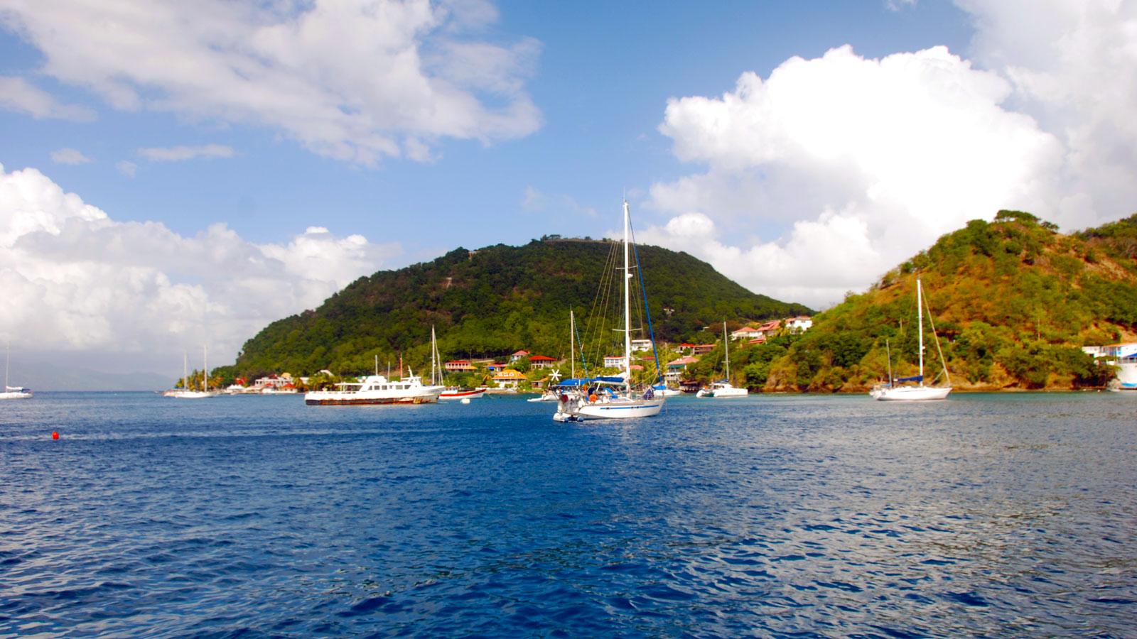 Bild von Anse du Bourg auf Iles des Saintes