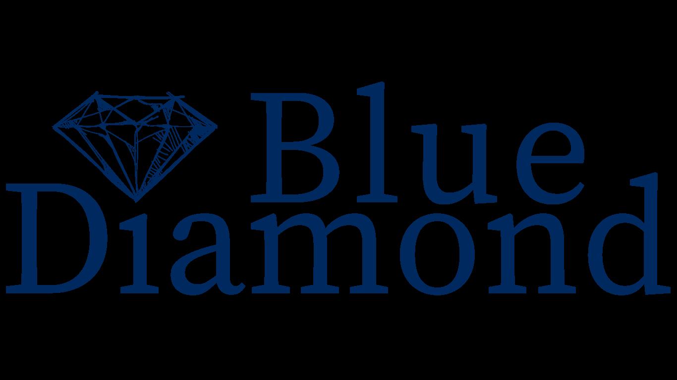 Bild vom Logo der Blue Diamond