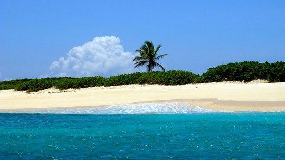 Bild von Scrub Island auf Anguilla