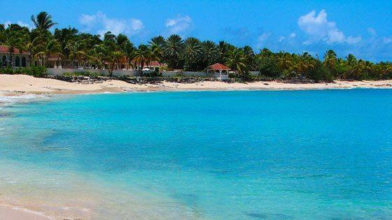Bild von Plum Bay auf Saint Martin