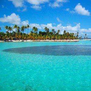 Bild von Sainte Anne Beach auf Guadeloupe