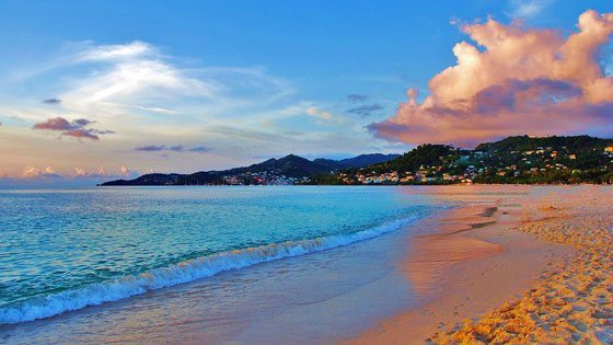 Bild von Grand Anse Beach auf Grenada