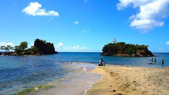 Bild von Entspannung am Indian Bay auf St. Vincent