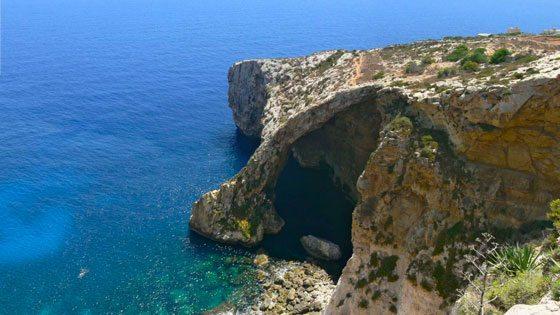 Bild von Wied il Mielah auf Malta