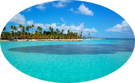 Entdecke mit SOS die schönsten Strände der Karibik