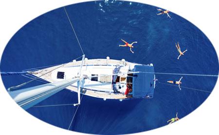 Bezwinge mit SOS den Atlantik