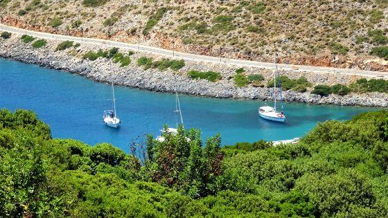 Bucht vor Agathonisi